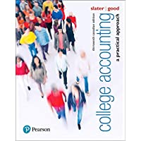 College Accounting: A Practical Approach, Thirteenth Canadian Edition Plus MyLab Accounting with Pearson eText -- Access Card Package (13th Edition)