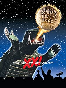 MST3K Vs Gamera: Mystery Science Theater, Vol. XXI (Standard Edition)