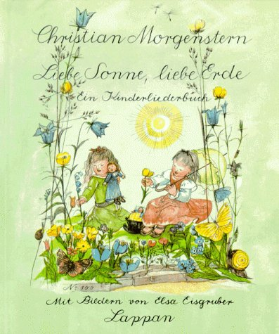Liebe Sonne, liebe Erde: Kinderlieder