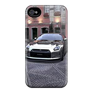 Scratch Protection Hard Phone Cover For Iphone 6 With Customized Fashion Nissan Gtr Image TanyaCulver