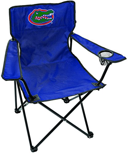 Rawlings NCAA Florida Gators Unisex LP0056NCAA Game Changer Chair, Black, Adult