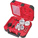 Milwaukee Accessory Milwaukee Ice Hardened 15-Piece General Purpose Hole Saw Set