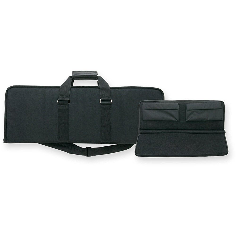 Bulldog Cases Hybrid Tactical Rifle Case Fits Fn Ps90 and Fs2000 Rifles (31-Inch, Black) BDH490