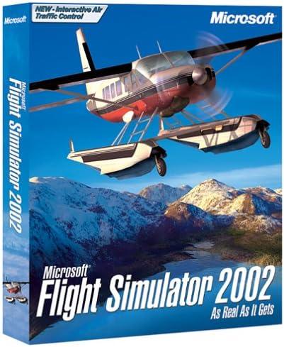 MICROSOFT  Flight Simulator 2002 - PC