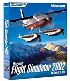 Software : Microsoft Flight Simulator 2002 Standard - PC