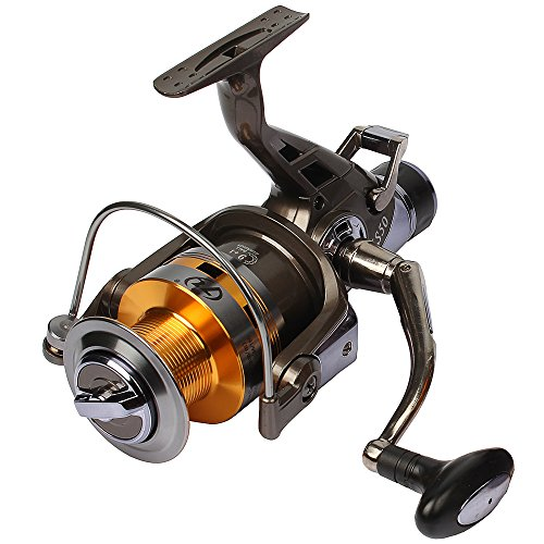YOGAYET Dual Spinning Fishing Reels