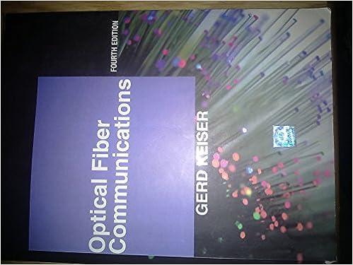OPTICAL FIBER COMMUNICATION GERD KEISER PDF