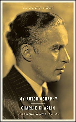 b1fcb6e54cacd My Autobiography (Neversink)  Charlie Chaplin
