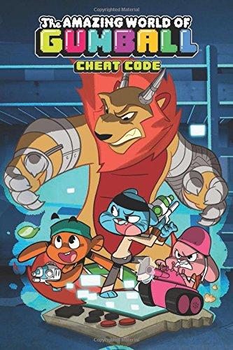The Amazing World Of Gumball Original Graphic Novel: Cheat Code
