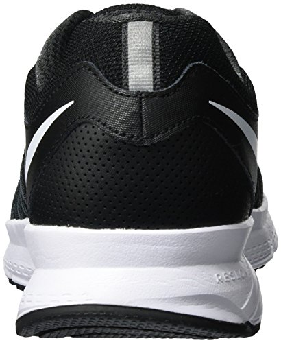 Nike Men's Air Relentless 6 Running Shoes, Black, 9 UK Black (Black (Black / White-anthracite))