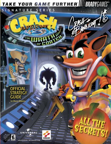 Crash Bandicoot: The Wrath of Cortex Official Strategy Guide for PS2