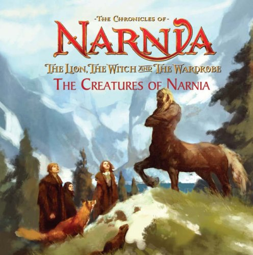 The Creatures Of Narnia Picture Book By Cs Lewis