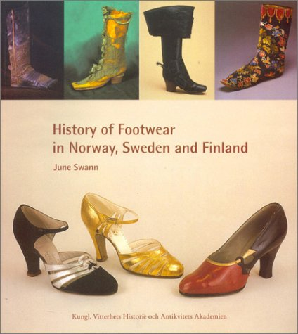 History of Footwear in Norway, Sweden and Finland: Prehistory to 1950