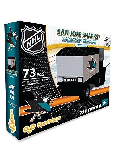 San Jose Sharks OYO NHL Zamboni Machine by Oyo Sportstoys