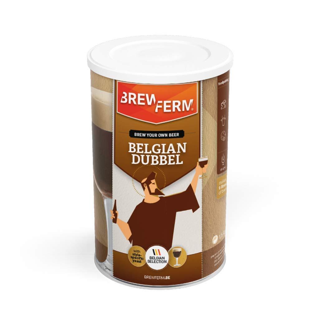 Brewferm - Kit de cerveza Bélgica Dubbel