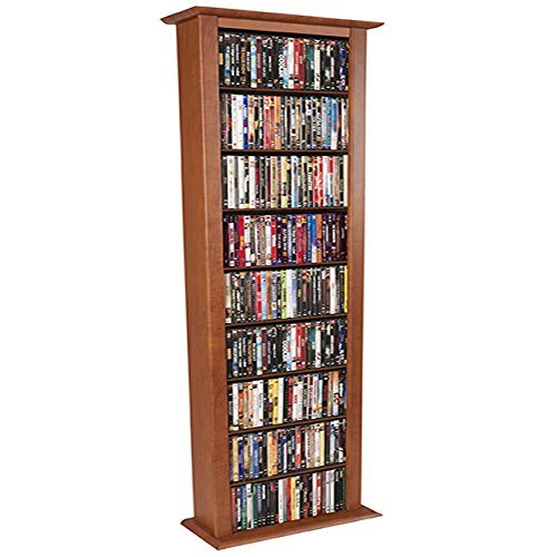 Venture Horizon Media Storage Tower-Tall Single ()