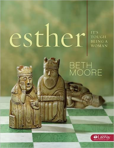 Esther It S Tough Being A Woman Beth Moore 9781415865965