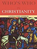 img - for Who's Who in Christianity by Lavinia Cohn-Sherbok (1997-12-20) book / textbook / text book