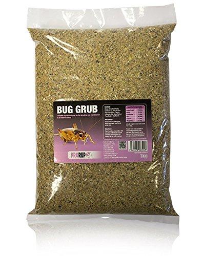 Pro Rep Live Food Bug Grub 1kg Bulk Refill Bag ProRep