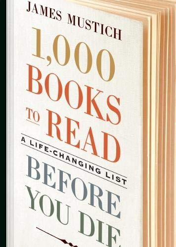 1000 Places (1,000 Books to Read Before You Die: A Life-Changing List)