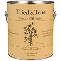 Tried and True Danish Oil Gallon by Tried & True Wood Finish