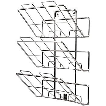 Amazon Com Spectrum Diversified File Holder And Magazine Rack 3