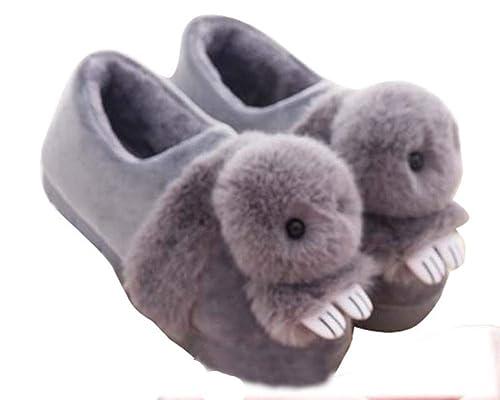 Scamosciate Peluche Caldo Inverno Unisex Pantofole Antiscivolo AwqRxp8PFA