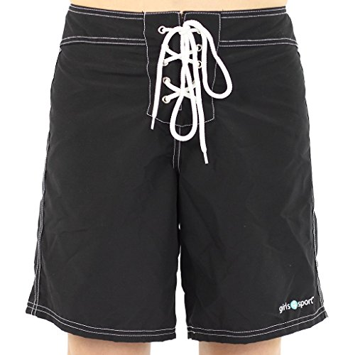 Snag Free Boardshort Long-BLK- M