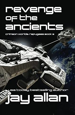 book cover of Revenge of the Ancients