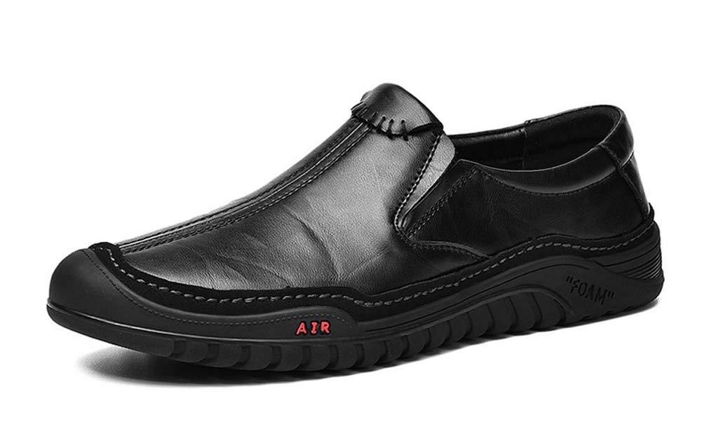 GLSHI Männer Beiläufig Schuhe 2018 Weicher Boden Fahren Fahren Fahren Schuhe a6c0cf