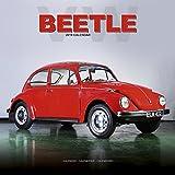 VW Beetle Calendar- Calendars 2018 - 2019 Wall Calendars - Car Calendar - Automobile Calendar - Beetle 16 Month Wall Calendar by Avonside
