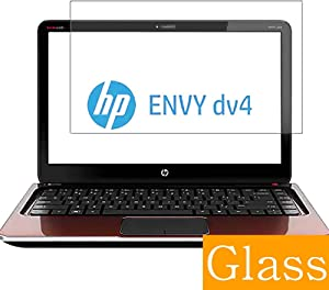 Synvy Tempered Glass Screen Protector for HP Envy dv4-5300 / 5311tx / 5313tx 14
