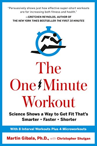 the one minute workout science shows a way to get fit that s