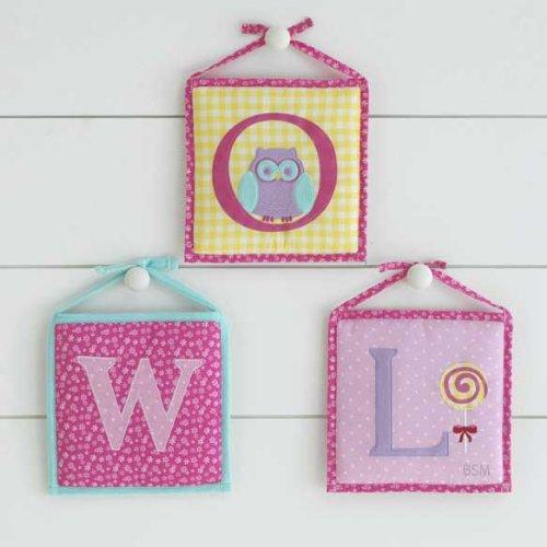 Amazon Owlphabet 4 Piece Crib Bedding Set Color