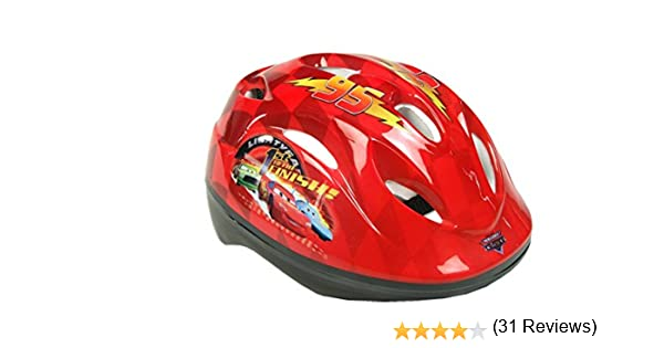 Cars Pixar^Disney Casco, Color Rojo, 35.8 x 18.5 x 9.9 (Mattel 10829): Amazon.es: Juguetes y juegos