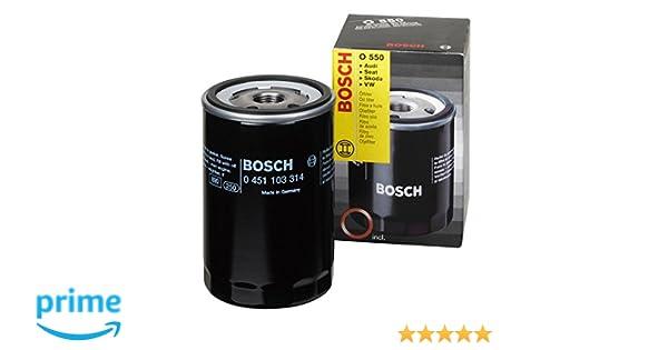 Bosch F026407004 filtro de aceite