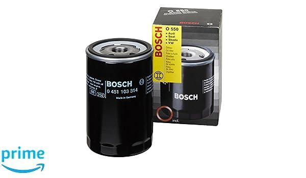 Bosch 1457429197 filtro de aceite