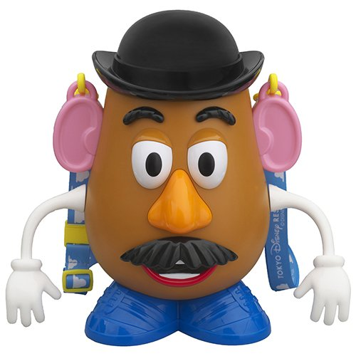 Popcorn bucket Toy Story Mr. Potato Head Disney Resort Limited
