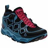 Vasque Women's Ultra SST Trail Running Shoe,Horizon Blue/Bright Rose,7.5 M US