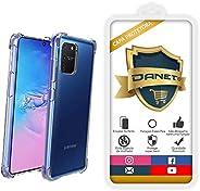 Capa Protetora Para Samsung Galaxy S10 Lite Tela 6.7 Polegadas Capinha Case Transparente Air Anti Impacto Prot