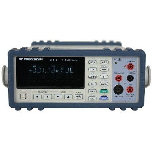 BK Precision 2831E True RMS Bench Digital Multimeter
