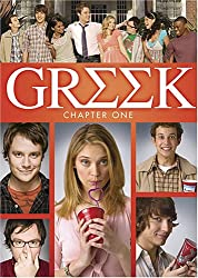 From ABC Family comes the fresh and addicting comedic drama, Greek: Chapter One. Take an unforgettable journey with the students of Cyprus-Rhodes University as they build friendships, shatter stereotypes and discover that life s most important lesson...