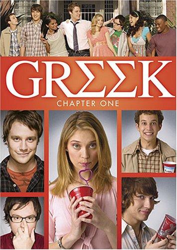 DVD : Greek: Season 1 Chapter One (Widescreen, Dolby, AC-3, 3PC)
