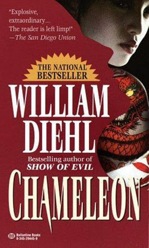 Chameleon kindle edition by william diehl mystery thriller chameleon by diehl william fandeluxe Gallery