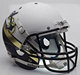 NCAA Navy Midshipmen WH Replica Helmet, One Size, White
