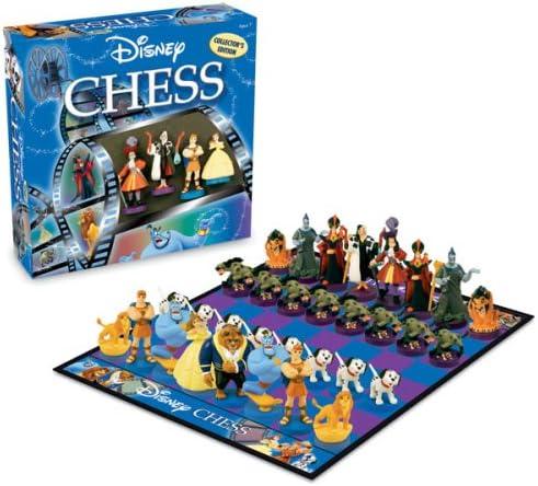 USAopoly Ajedrez de Disney (en Caja): Amazon.es: Juguetes y juegos
