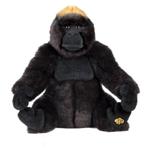 - Webkinz Signature Western Lowland Gorilla Plush Toy with Sealed Adoption Code by Webkinz