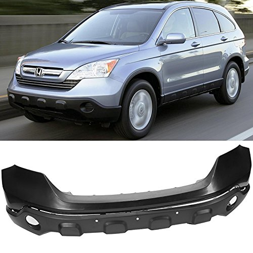 CRV Front Bumper Cover 2 Piece Upper + Lower Fascia Valance ()