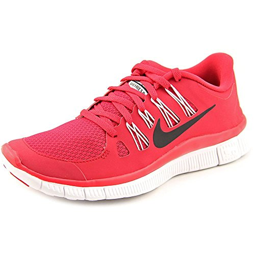 Nike Lady Free 5.0+ Running Shoes Red/White