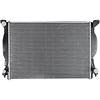 JSD B616 MT Manual Trans Radiator for Audi 2002-2008 A4 & A4 Quttro A6 & A6 Quattro 3.0 3.2L V6 Ref# CU2590
